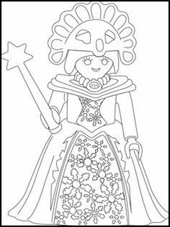 Elena Of Avalor Kleurplaat Dibujos Para Pintar Para Ni 241 Os Super 4 Playmobil 2